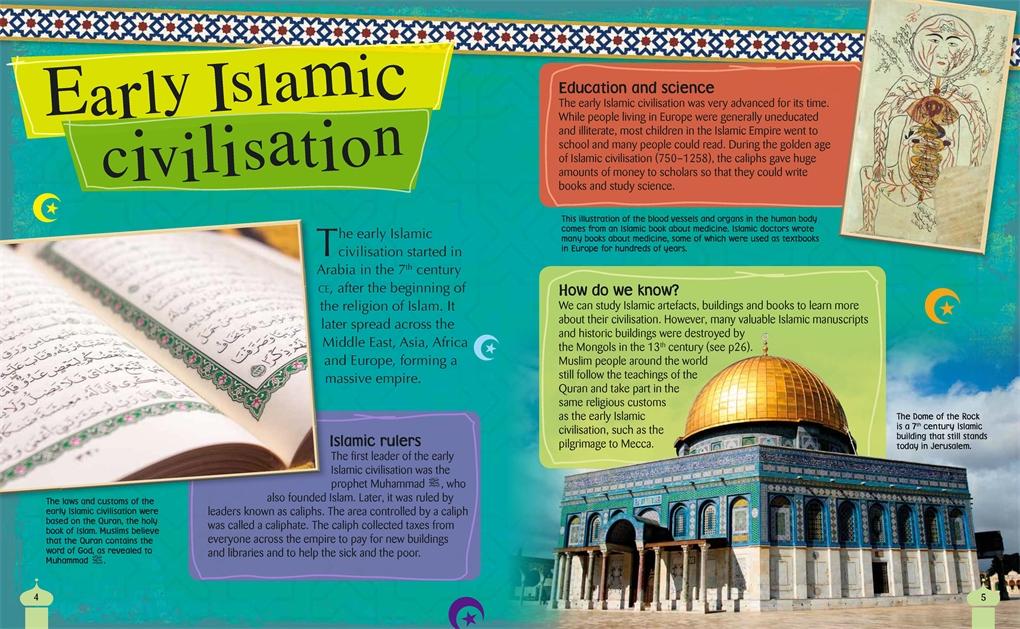 Izzi Howell - Early Islamic Civilisation - Hachette