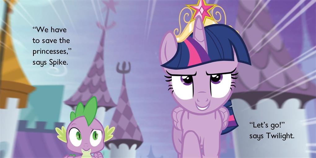 Twilight Sparkle to the Rescue - Hachette Children's Group