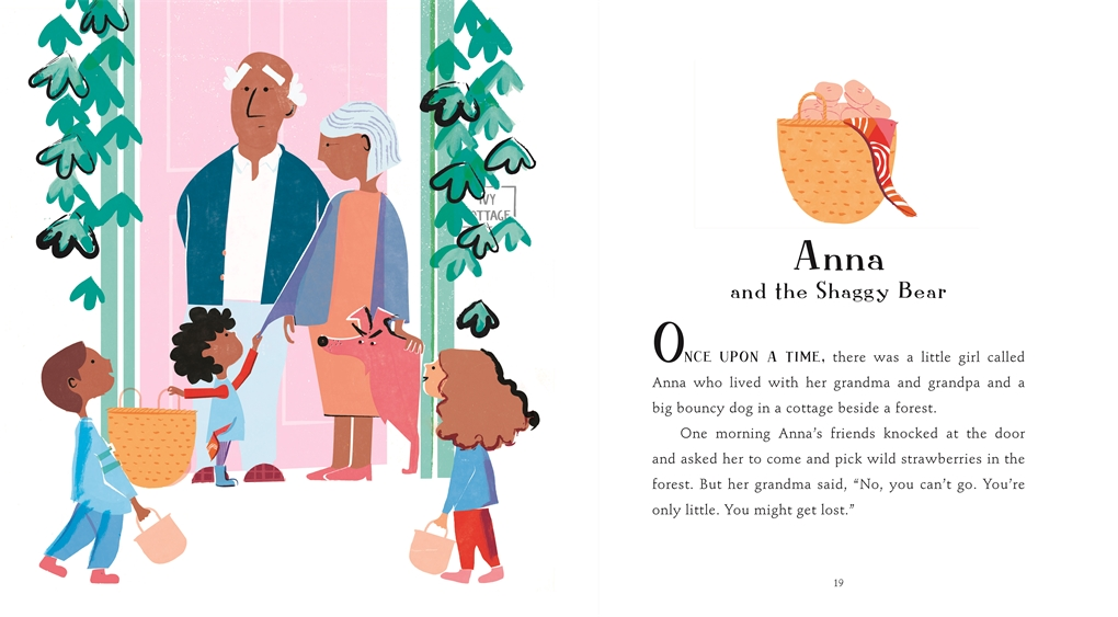 Margaret Mayo - Orchard Bedtime Stories - Hachette Children's Group
