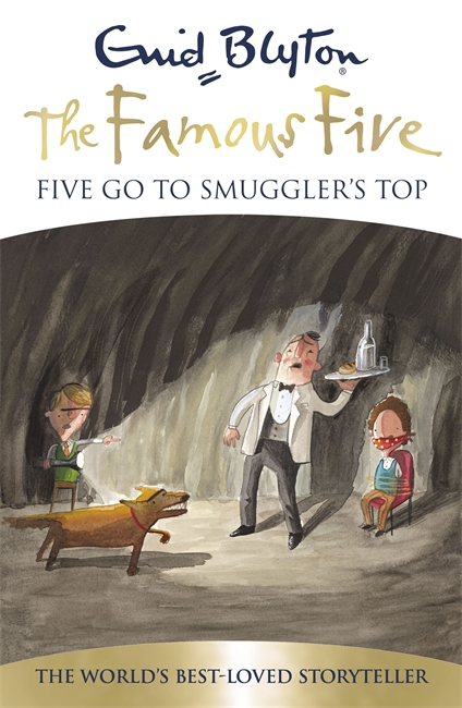 4: Five Go To Smuggler's Top