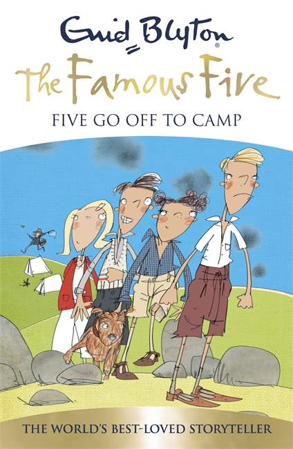 7: Five Go Off To Camp