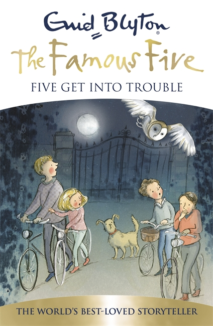 8: Five Get Into Trouble